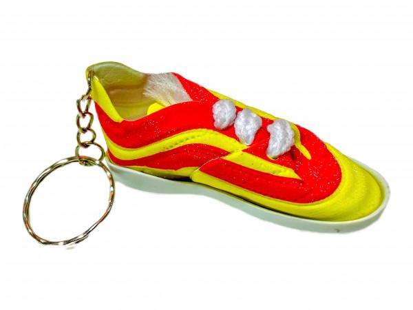 SK Fußballschuh farbl. sort. AK, ca. 7x2,5cm