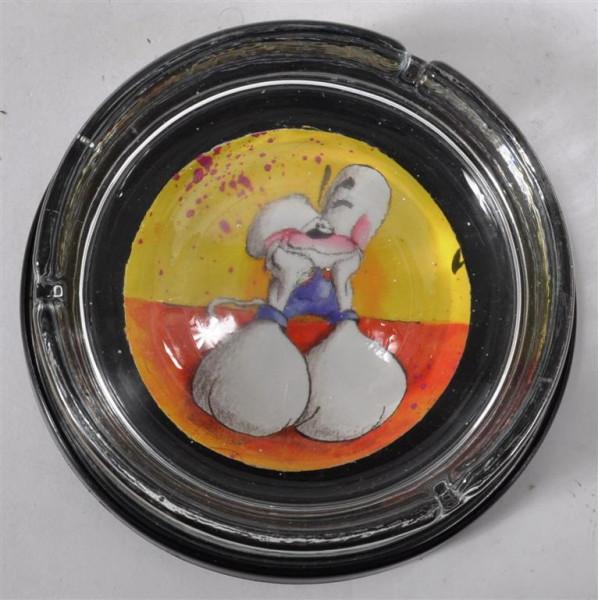 """Glasascher """"Maus Design"""" GK ca. 14,5cm D"""