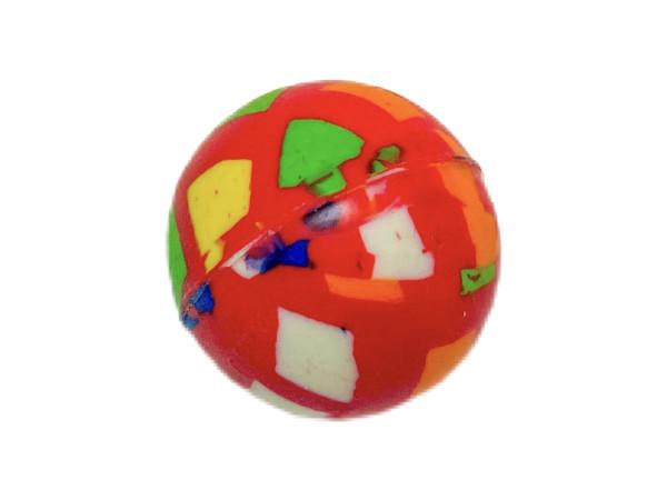 Dopsball 32 farbl. sort. OPP D. ca. 3,2cm