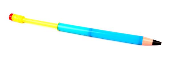 Wasser Kanone Bleistift farbl. sort. OPP, ca. 42 cm lang