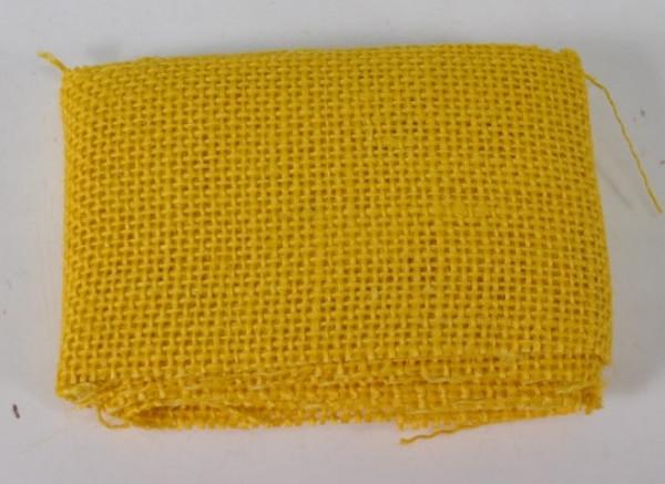 "Juteband gelb OPP ca. 7cmx2m ""20111061400"""