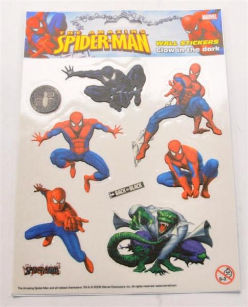 """Sticker """"Spider-Man"""" AK, ca. 22,5x16 cm"""
