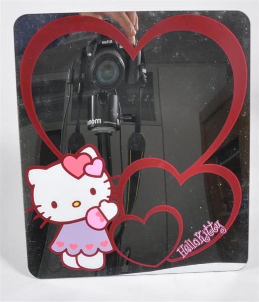 Hello Kitty Spiegel OPP ca. 23,5x27 cm