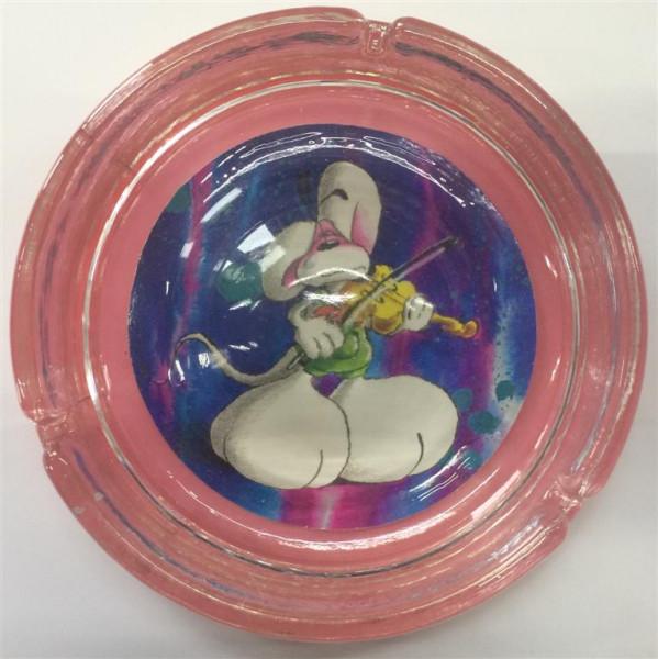 """Glasasscher """"Maus Design"""" GK ca. 14,5cm D"""