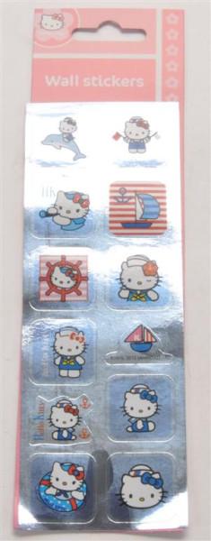 "Sticker ""Hello Kitty"" AK ca. 20,5x6,5cm"