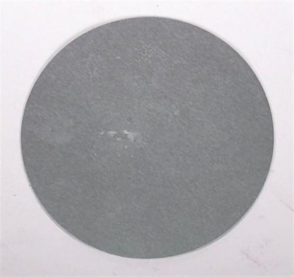 Metallplättchen Durchm. ca. 6,5 cm