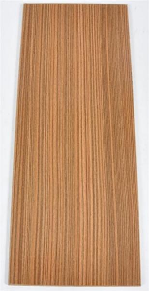 Platte Holzdekor ca. 40x16 cm