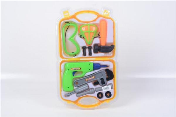 Werkzeugset Koffer ca. 23x40x5,5cm