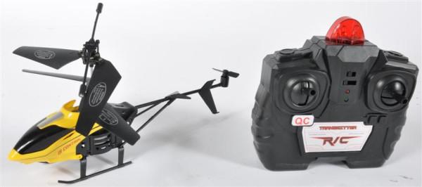 Helikopter mit Fernsteuerung GK; ca. 23.0 x 10.0 x 5.0 cm