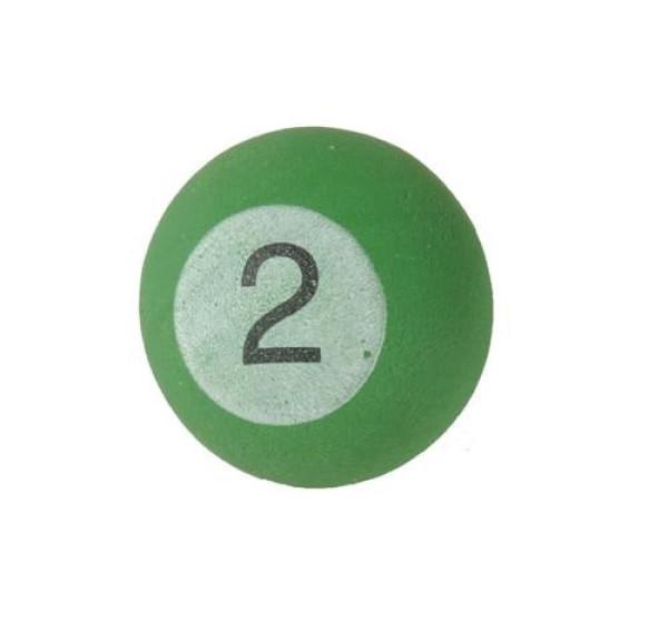 "Dopsball 30 ""Billardkugel"" farbl.sort. lose, ca. D: 30 mm"