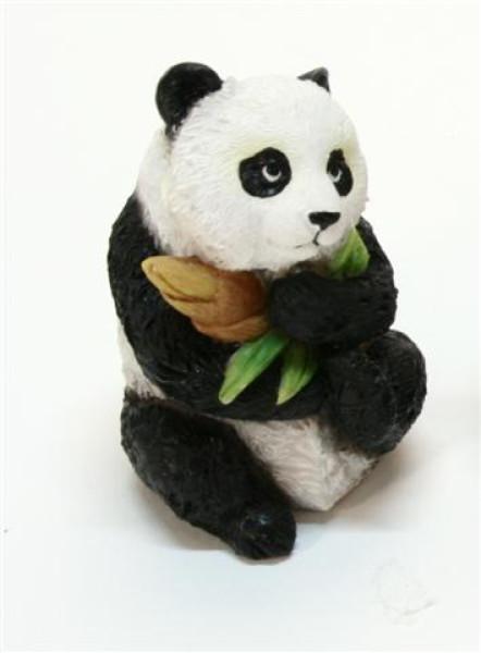 Panda 4 fach sort. BB, ca. 6cm