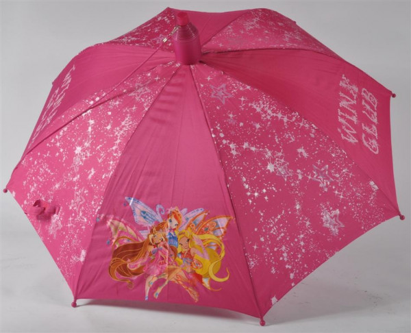 "Regenschirm ""Winx Club"" ca. L: 73 cm"