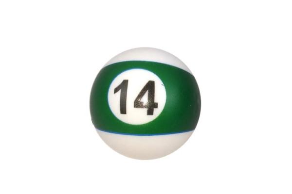 """Ball """"Billard Kugel"""" OPP, ca. 5 cm Durchm."""