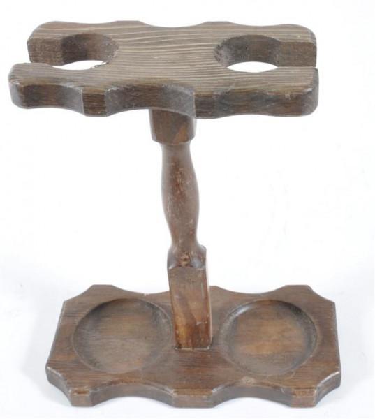 Holzständer doppelt ca. 23 cm hoch
