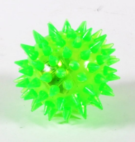 Igelball (Licht funktioniert nicht) farbl. s DIS.