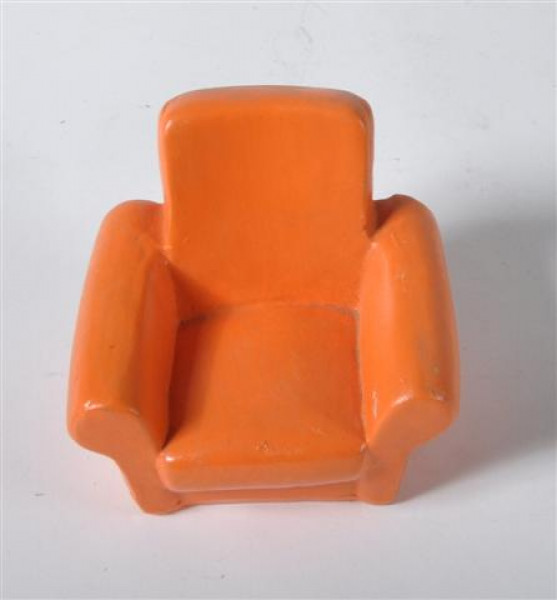 Sessel 4fach sort. BB ca. 8x9 cm