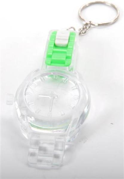 SK-Armbanduhr m. Licht farbl. sort. DIS ca. 9x3.5x1.5 cm