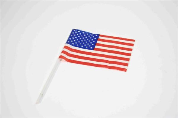 USA Flagge PB, ca. 20x14x10cm