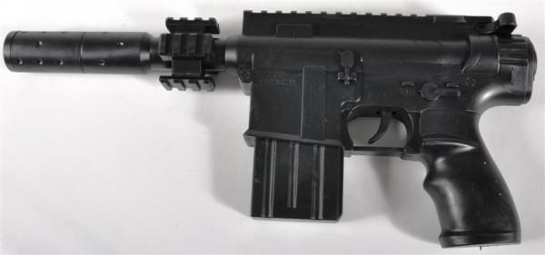 BB Gewehr / unter 0,5 Joule GK ca.35,5x15x4