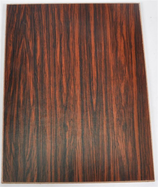 Platte Holzdekor ca. 24x18,5 cm