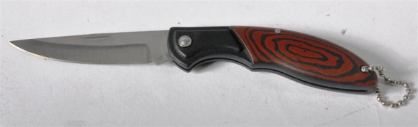SK Messer Holz-Design AK, offen ca.15x2,5 cm