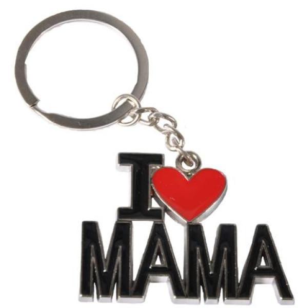 SK I love Mama AK, ca SK D:3,3 cm, Figur:5x4 cm