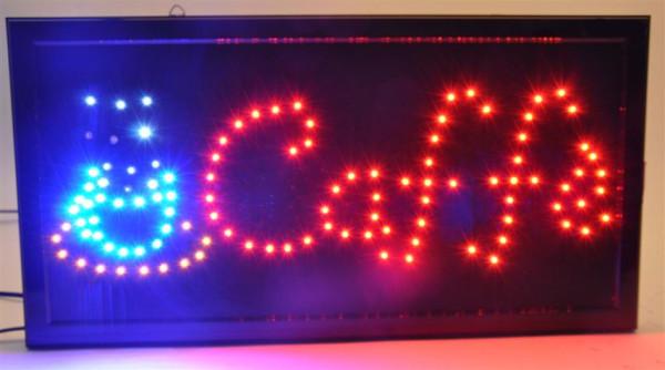 Schild Caffè (italienisch) GK, ca. 48x25 cm