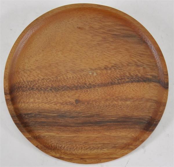Holzteller ca. 18,5cm D