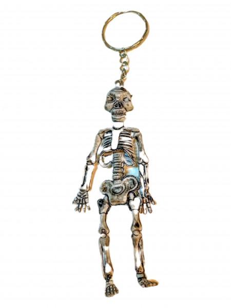 SK Skelett sort. AK, ca. 10cm