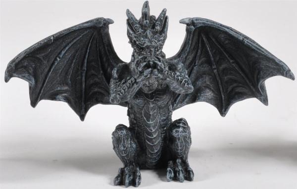 Drachen 3fach sort. BB, ca.11 cm hoch