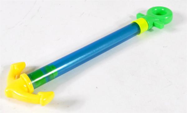 Wasser Kanone Anker, farbl.sort. OPP, ca. 29 cm lang